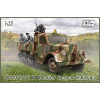 CAMION FORD V3000S/SS M MAULTIER -1/72- IBG 72073