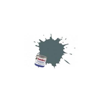 PINTURA ESMALTE GRIS PIZARRA MATE (14 ml)