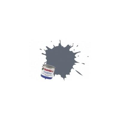 PINTURA ESMALTE GRIS AZULADO MATE (14 ml)