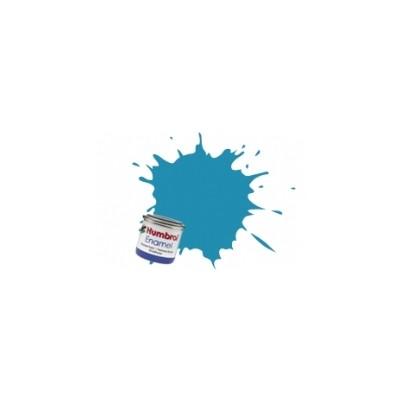 PINTURA ESMALTE AZUL MEDITERRANEO BRILLANTE (14 ml)