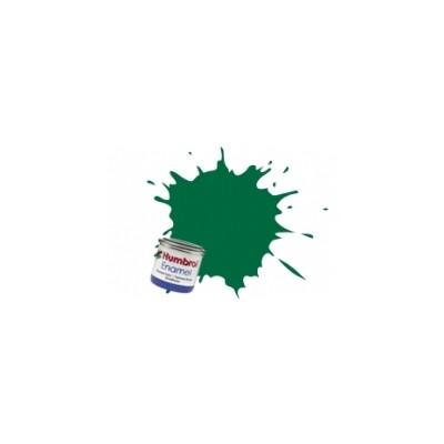 PINTURA ESMALTE VERDE CLARO I.D.F. MATE (14 ml)