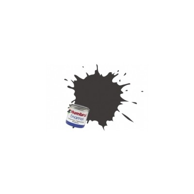 PINTURA ESMALTE MARRON MILITAR BRILLANTE (14 ml)
