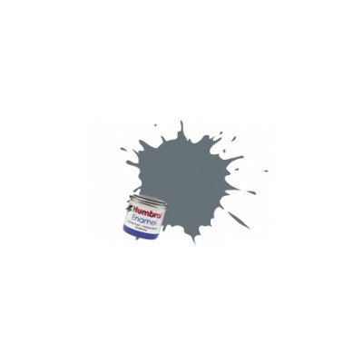 PINTURA ESMALTE GRIS OSCURO U.S. NAVY SATINADO (14 ml)