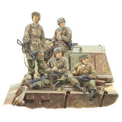3ª Division Fallschirmjager (ARDENAS 1.944) Part. 1