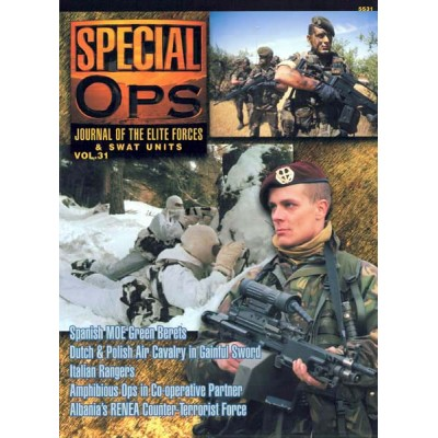 SPECIAL OPS VOL.31