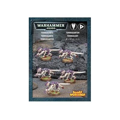 .TIRANIDOS TERMANGANTES (5 unidades) - Games Workshop 99 12 01 06 012