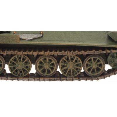 VARIACIONES ORUGAS PARA T-34
