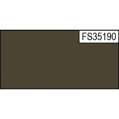 PINTURA ACRILICA MARRON CUERO OSCURO (17 ml) Nº147 FS30051 RAL8027