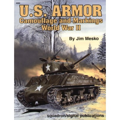 U.S. ARMOR CAMOUFLAGE AND MARKINGS
