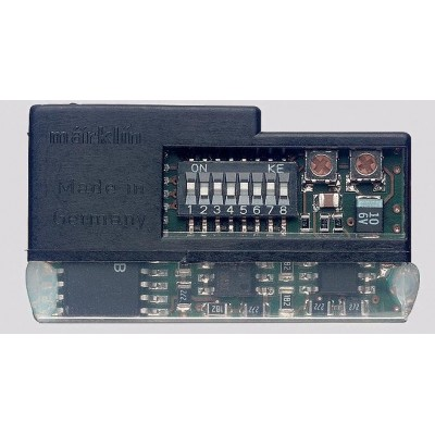 DECODER DIGITAL MARKLIN