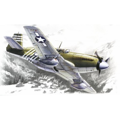 NORTH AMERICAN P-51 A MUSTANG