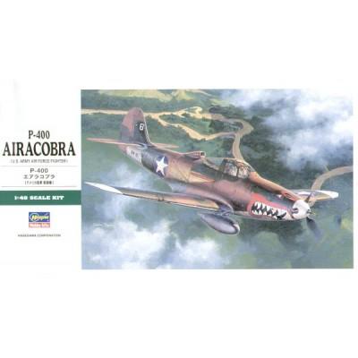 BELL P-40 O AIRACOBRA - Hasegawa JT92