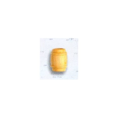 BARRIL DE BOJ (8 mm) 4 unidades