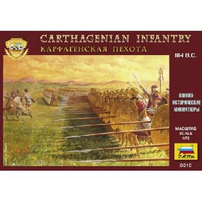 INFANTERIA CARTHAGINESA (Siglo III-I A.C.)