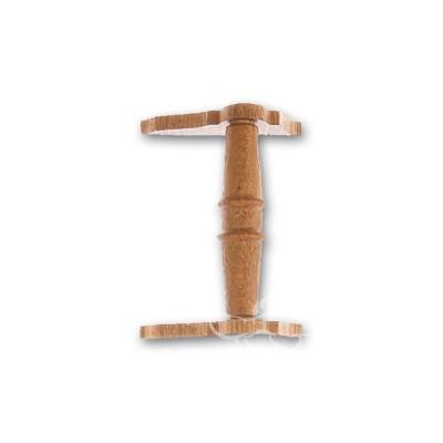 CABESTANTE HORIZONTAL NOGAL (30 mm)