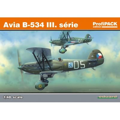 AVIA B.534 III