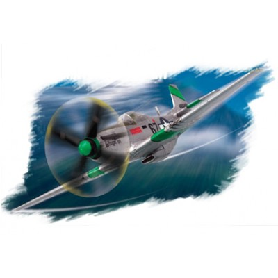 NORTH AMERICAN P-51 D MUSTANG IV