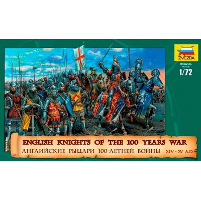 CABALLEROS INGLESES (Guerra de los 100 años)