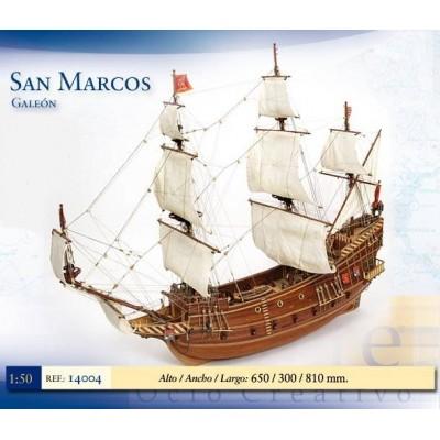 GALEON SAN MARCOS - OCCRE 14004