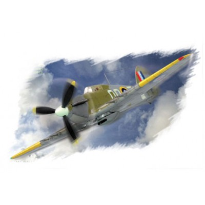 HAWKER HURRICANE MK-II - escala 1/72 - HOBBYBOSS 80215
