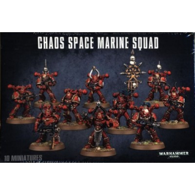 .KAOS MARINES ESPACIALES - Games Workshop 4306