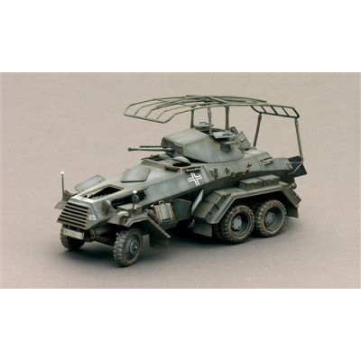 VEHICULO BLINDADO SD.KFZ.232 6 RAD. (RES