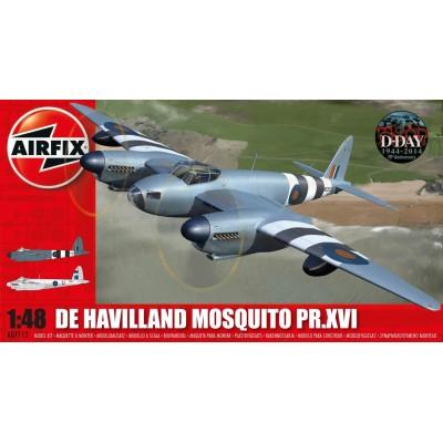 de HAVILLAND MOSQUITO MK-XVI / PR-XVI - Airfix A07112