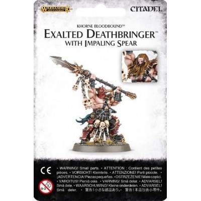 EXALTED DEADBRINGER CON IMPALED SPREAD