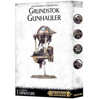 KHARADRONS OVERLORD GRUNDSTOK GUNHAULER - GAMES WORKSHOP 84-38