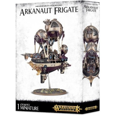 KHARADRONS OVERLORD ARKANAUT FRIGATE - GAMES WORKSHOP 84-39