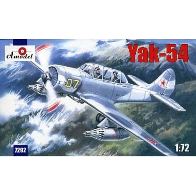 YAKOLEV YAK-54
