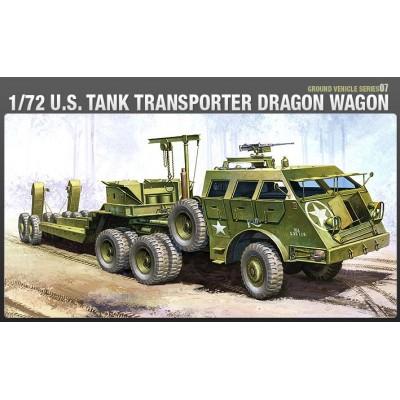CAMION CON REMOLQUE M-26 DRAGON WAGON