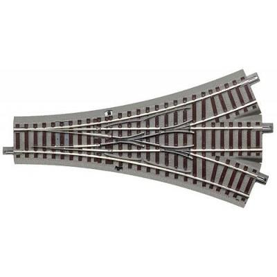 VIA GL DESVIO TRIPLE (L: 200,00 mm) DER./ IZQ. (R: 502,70 mm) 22,5º