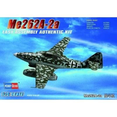 MESSERSCHMITT ME-262 A-2a - escala 1/72 - HOBBYBOSS 80248