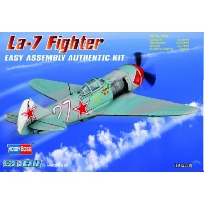 LAVOCHKIN LA-7 - escala 1/72 - HOBBYBOSS 80236