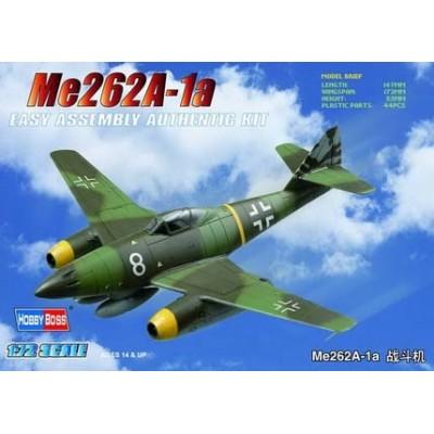 MESSERSCHMITT ME-262 A-1a - escala 1/72 - HOBBYBOSS 80249