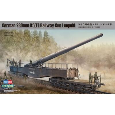 CAÑON SOBRE RAIL LEOPOLD K-5 (280 mm)