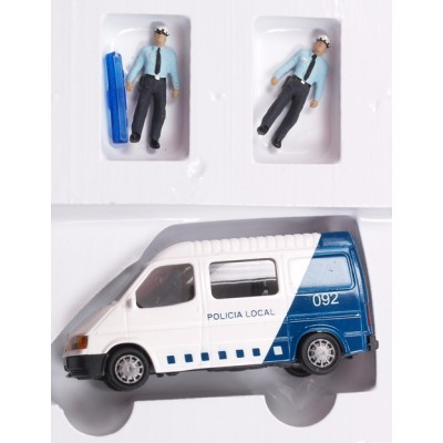 FORD TRANSIT POLICIA LOCAL