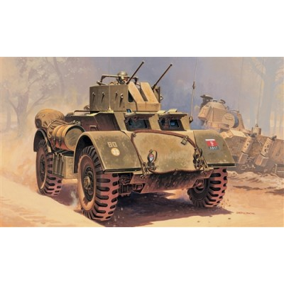 VEHICULO BLINDADO T-17 E2 STAGHOUND AA