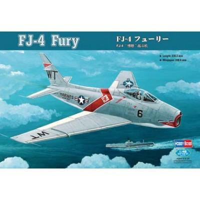 NORTH AMERICAN FJ-4 A FURY