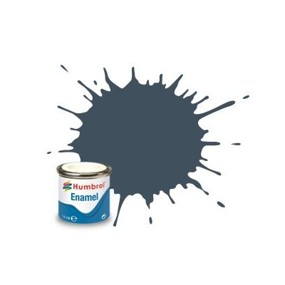 PINTURA ESMALTE GRIS TARMAC MATE (14 ml)