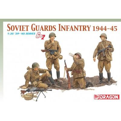 INFANTERIA DE LA GUARDIA SOVIETICA 1.944