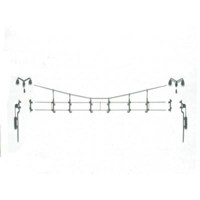 CABLE CATENARIA (Suspension trasversal Y
