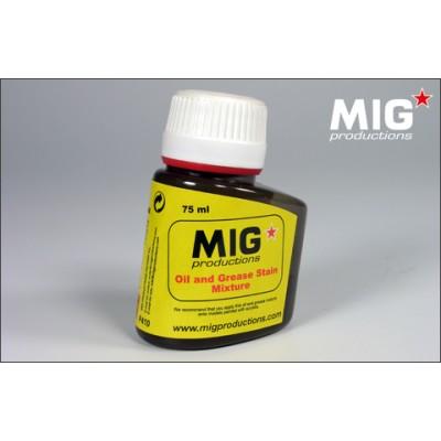 EFECTO ACEITE / GRASA (75 ml) - MIG Productions P410