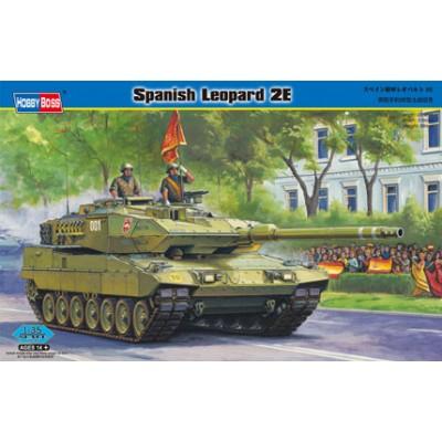 CARRO DE COMBATE LEOPARDO 2E C/ESP - escala 1/35 - hobbyboss 82432