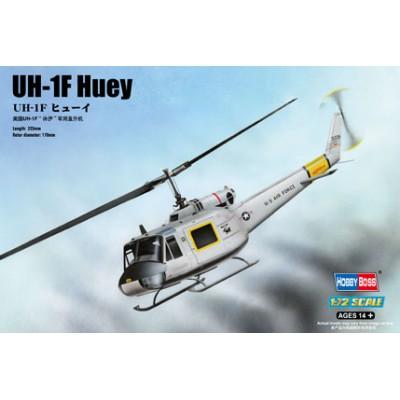 BELL UH-1F HUEY - HobbyBoss 87230