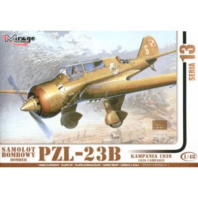 PZL-23B KARAS