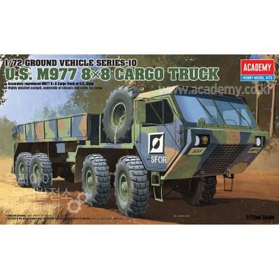 CAMION M-977 OSHKOSH (8X8) - Academy 13412