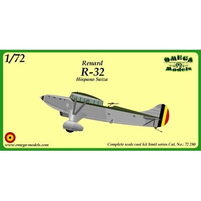 RENARD R-32 (Hispano-Suiza) (Resina)