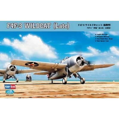 GRUMMAN F4F-3 WILDCAT (LATE)